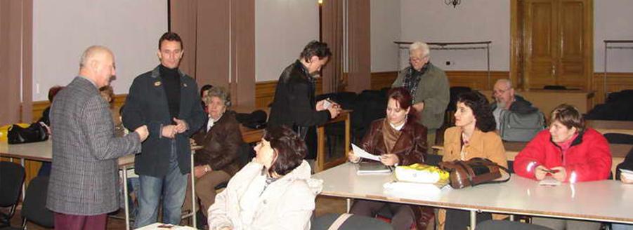 Fotografii prezentare Timișoara 2007
