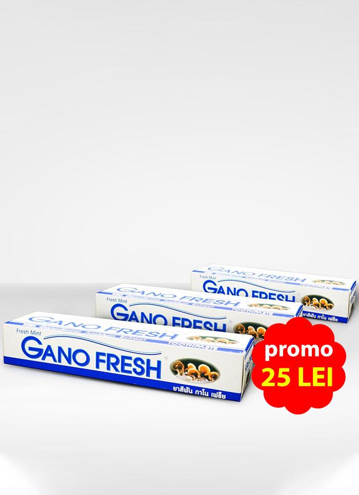 Gano Fresh – Pasta de dinți
