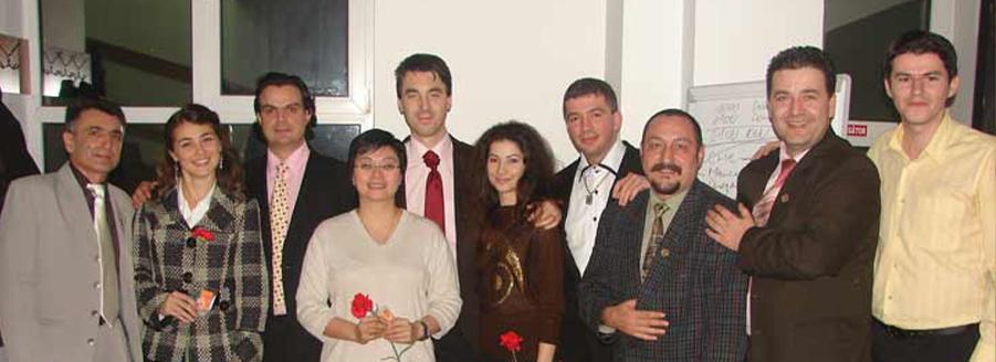 Seminar național Gano Excel Cluj Napoca 2010