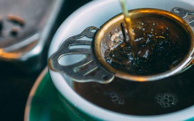Diagrama Cofeinei