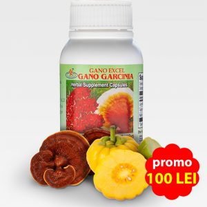 Supliment nutritiv - Gano Garcinia-PRET PROMOTIONAL