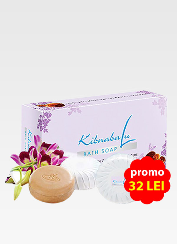 Kibnabalu Bath Soap-PRET PROMOTIONAL