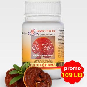 Supliment nutritiv - Ganoderma Lucidum-PRET PROMOTIONAL