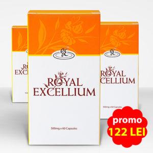 Supliment nutritiv - Royal Excellium-PRET PROMOTIONAL