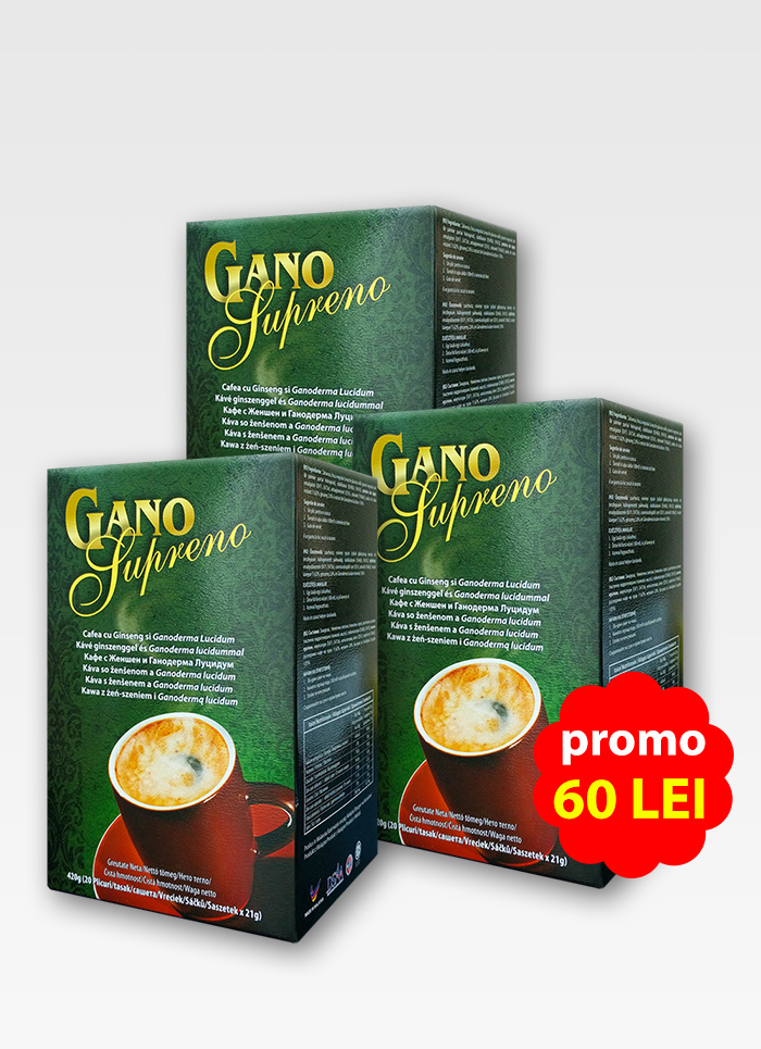 Gano Cafe Supreno