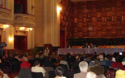 Fotografii Anatecor Arad 2008 – reunirea într-un forum științific