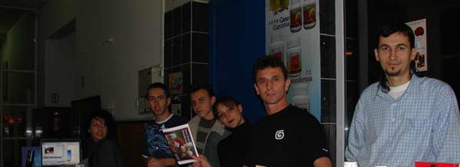 Fotografii Expoesoterica Oradea 2007