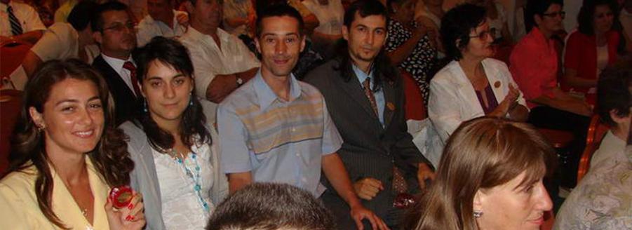 Fotografii de la Festivitatea de Premiere Gano București 2008