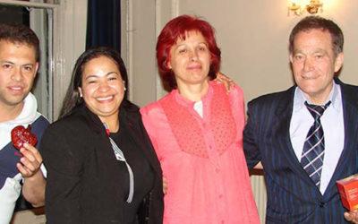 Gano Excel în Londra – Oportunitate de sănătate holistică 2011