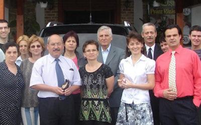 Ganoderma – Lingurița Maicii Domnului sau Lingurița Zânei 2010