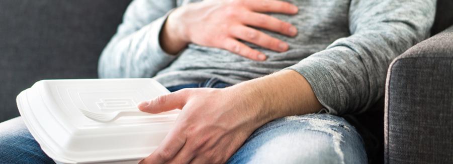 Ganoderma și problemele digestive sau toxiinfecțiile alimentare