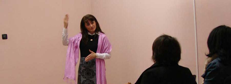 """Întâlnire la o """"cafea cu spirit"""" în Arad 2012"""
