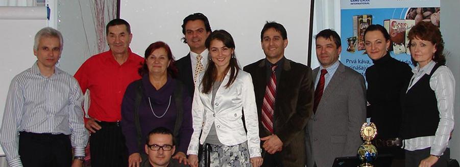 Seminar Gano Excel Slovacia 2010