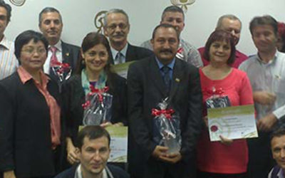 Seminar Național Gano Excel la București: Ascensiunea 2012