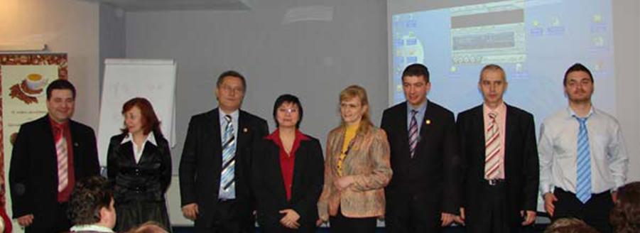Seminar de lideri Gano Excel la Cluj Napoca 2009